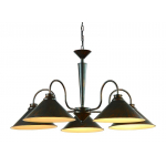ARTE LAMP A9330LM-5BR CONE Люстра